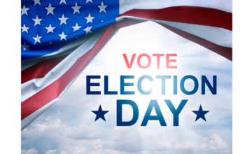 Vote Election Day 2020